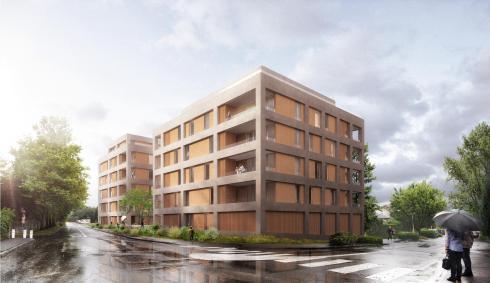 HAUTE SAVOIE HABITAT   Construction Dalle Pleine   Logements