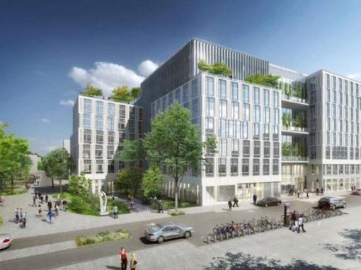 OSMOSE   CHAMBERY   Construction Dalle Pleine – Logements