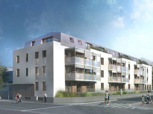 AGUTTE SEMBAT   CHAMBERY   Construction Prédalles – Logements